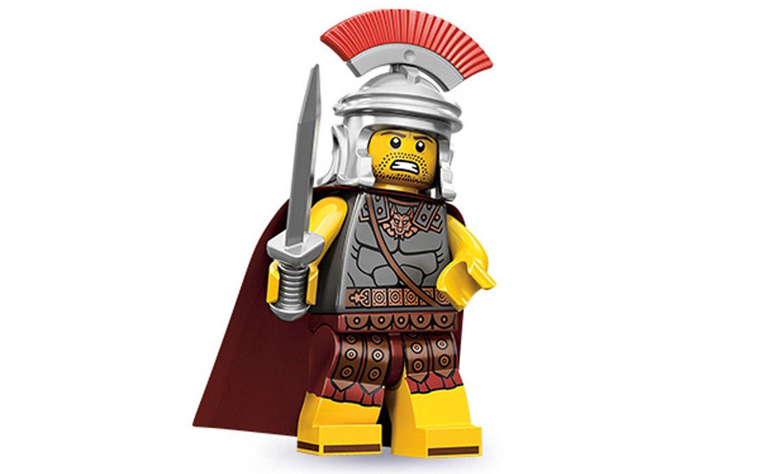 LEGO Minifigures Римский полководец (71001-3)
