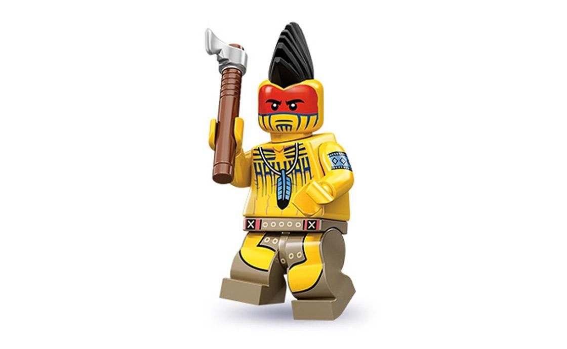 LEGO Minifigures Индеец (71001-5)