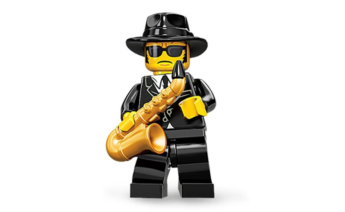 LEGO Minifigures Cаксофонист (71002-12)