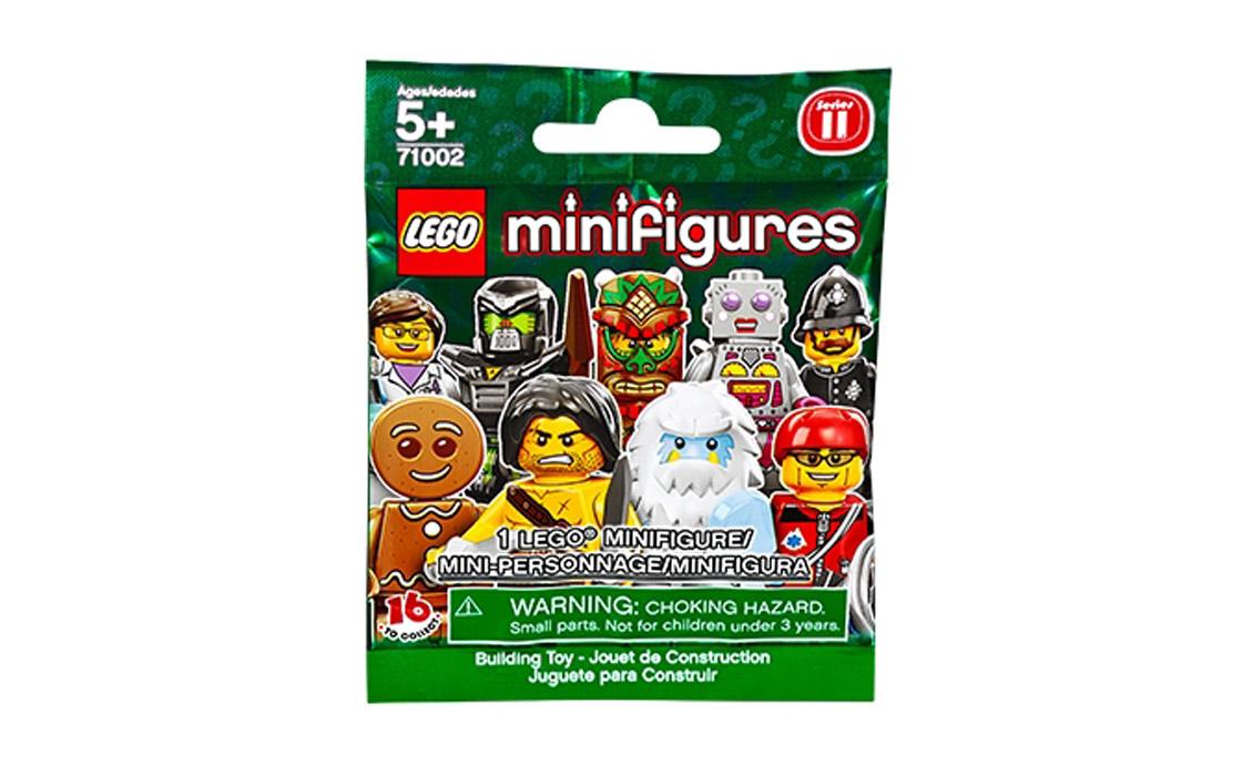 LEGO Minifigures Minifigures - vol. 11 (71002-17)