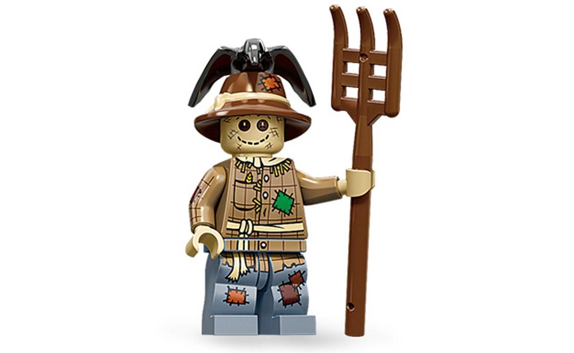 LEGO Minifigures Пугало (71002-2)