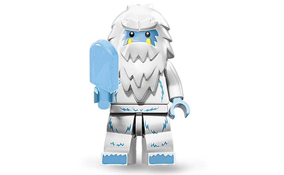 LEGO Minifigures Йети (71002-8)