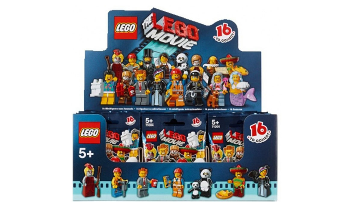 LEGO Minifigures Блок Movie Minifigures (71004-18)
