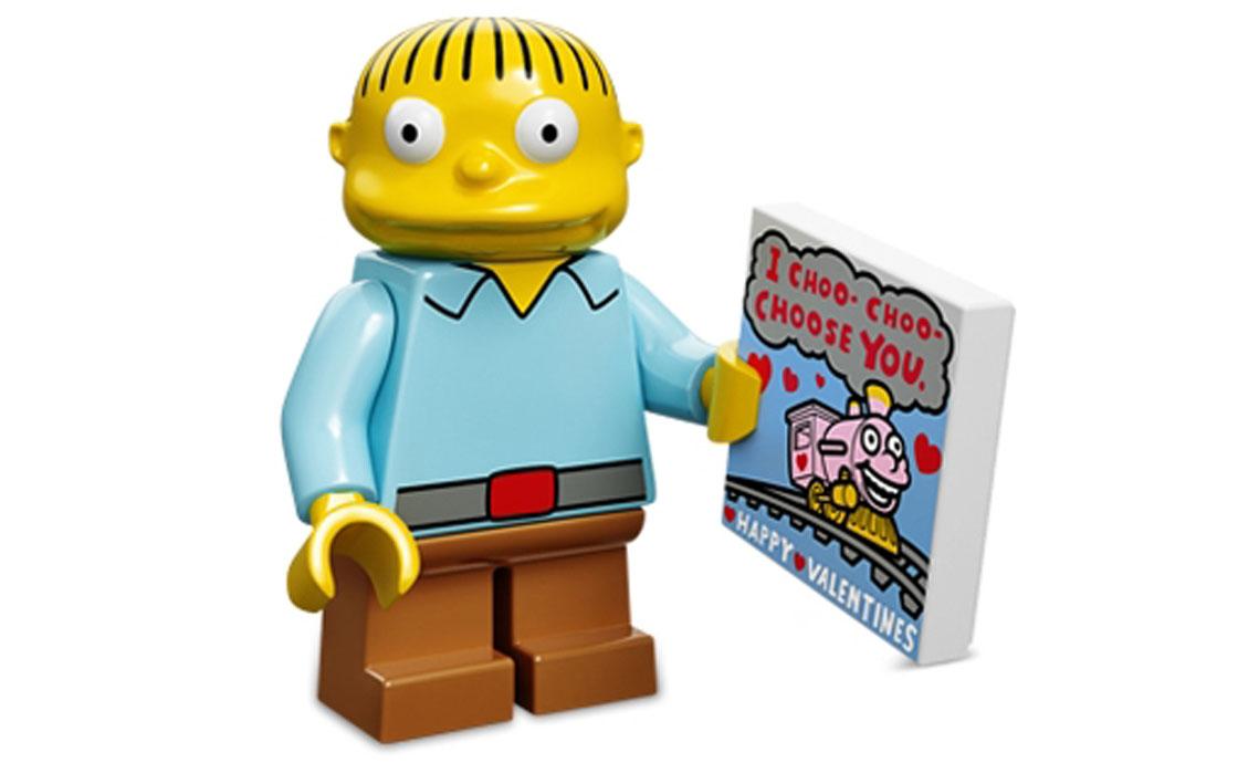 LEGO Minifigures Ральф (71005-10)