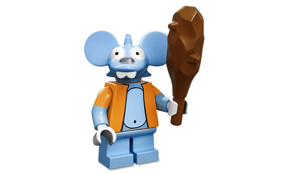 LEGO Minifigures Мышь Щекотка (71005-13)
