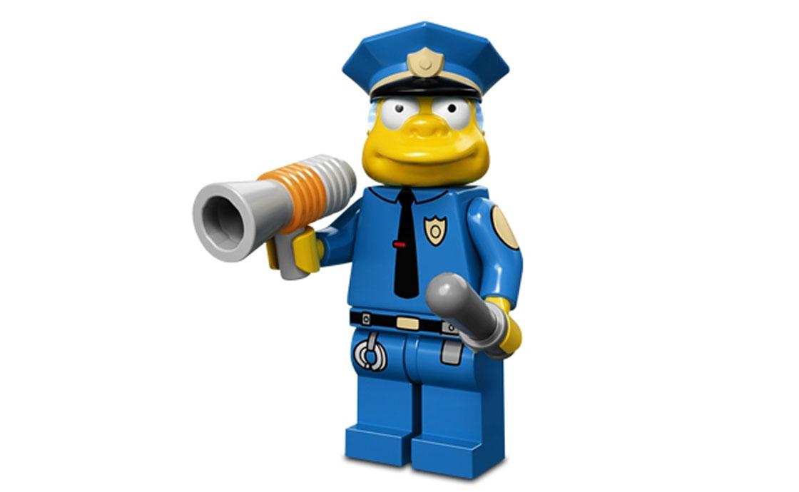 LEGO Minifigures Шеф Виггам (71005-15)