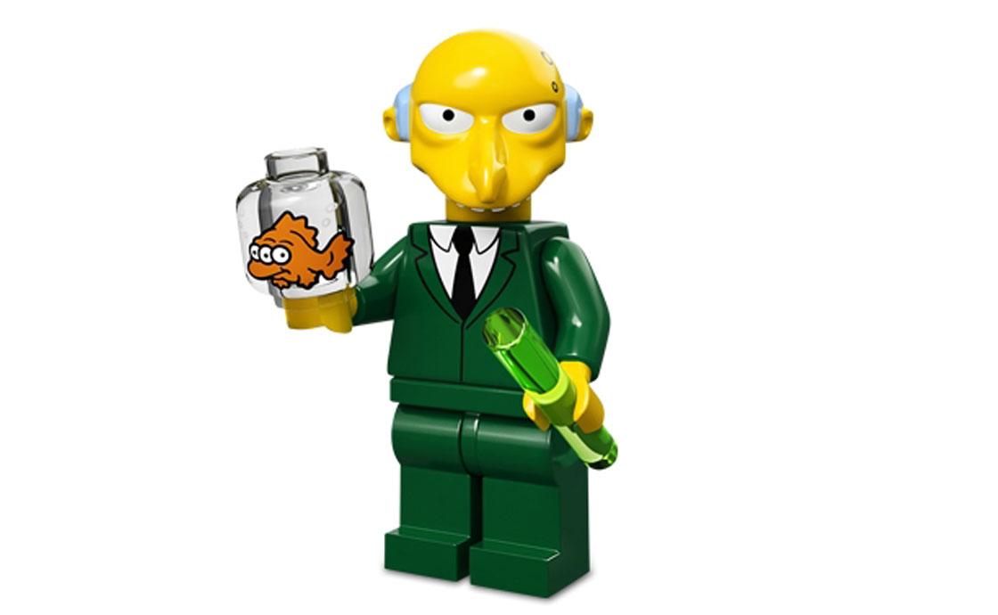 LEGO Minifigures Мистер Бернс (71005-16)
