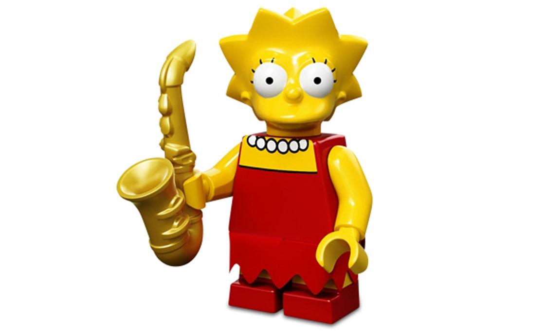 LEGO Minifigures Лиза Симпсон (71005-4)