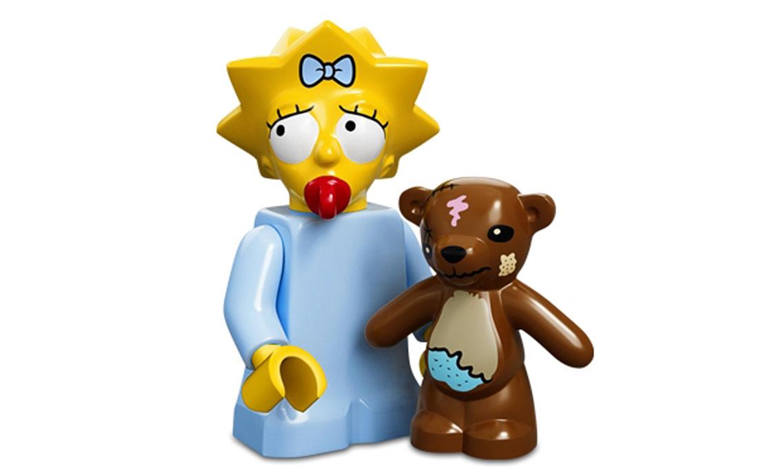 LEGO Minifigures Мэгги Симпсон (71005-5)