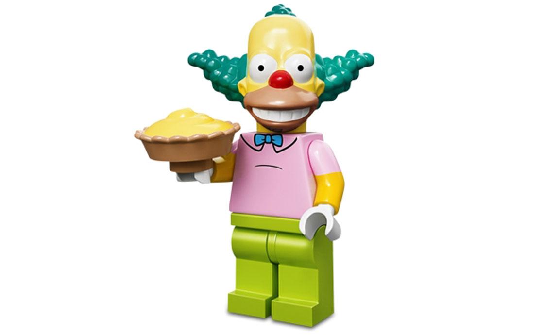 LEGO Minifigures Клоун Красти (71005-8)