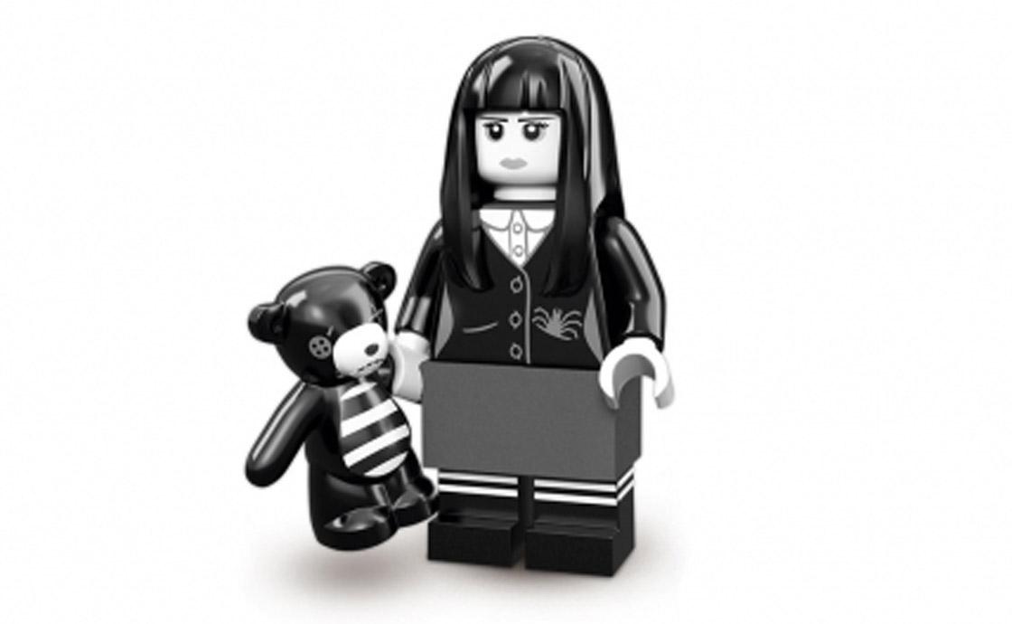 LEGO Minifigures Девочка Вампир (71007-16)