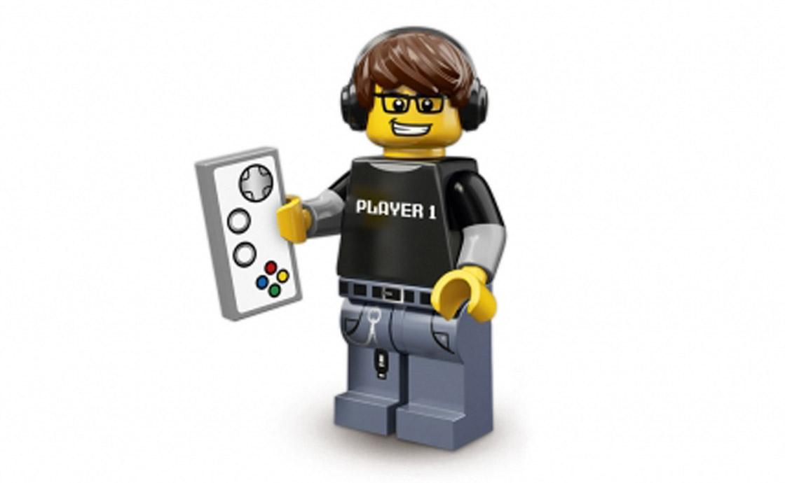 LEGO Minifigures Геймер (71007-4)