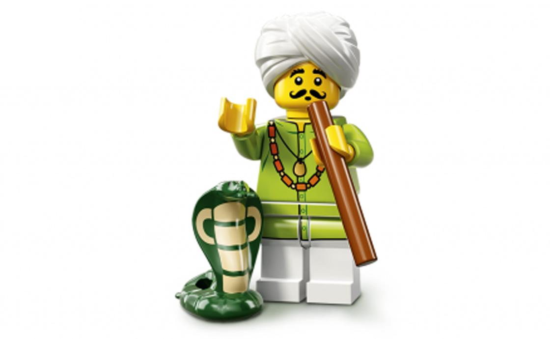 LEGO Minifigures Укротитель змей (71008-4)