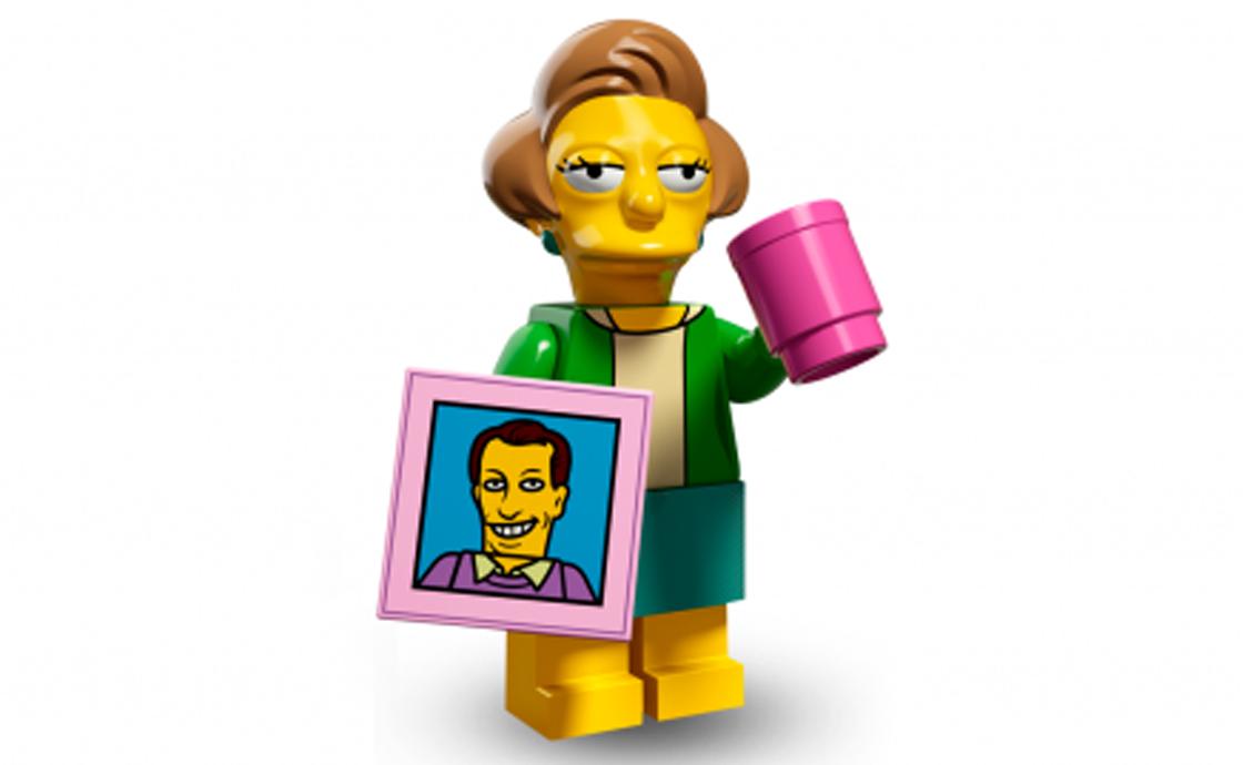 LEGO Minifigures Эдна Крабаппель (71009-14)