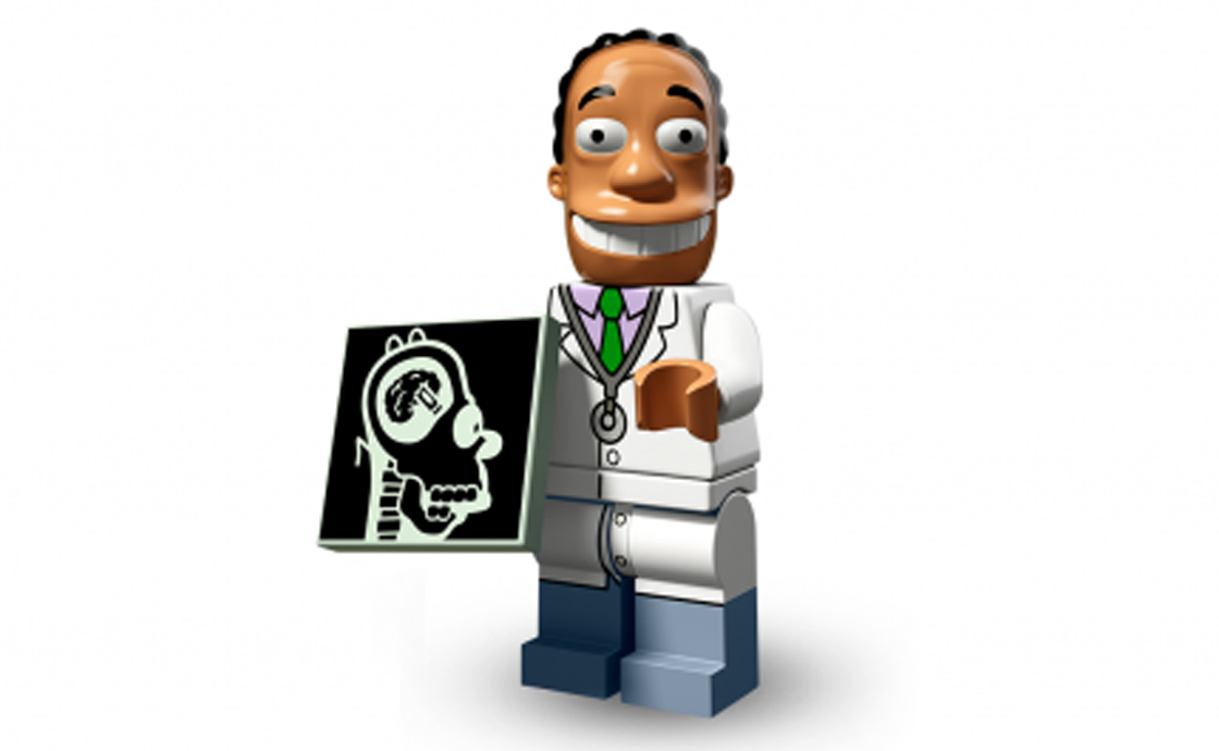 LEGO Minifigures Доктор Хибберт (71009-16)