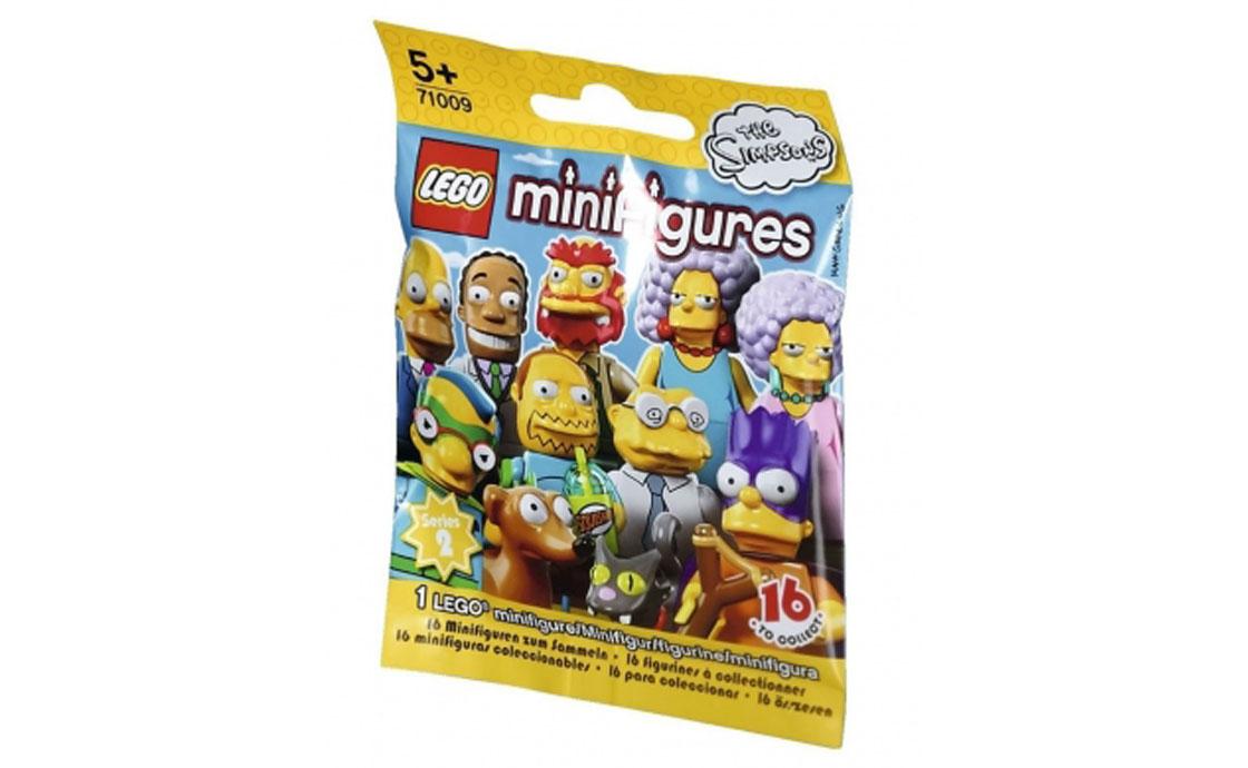 LEGO Minifigures Запакованный пакетик (71009-17)