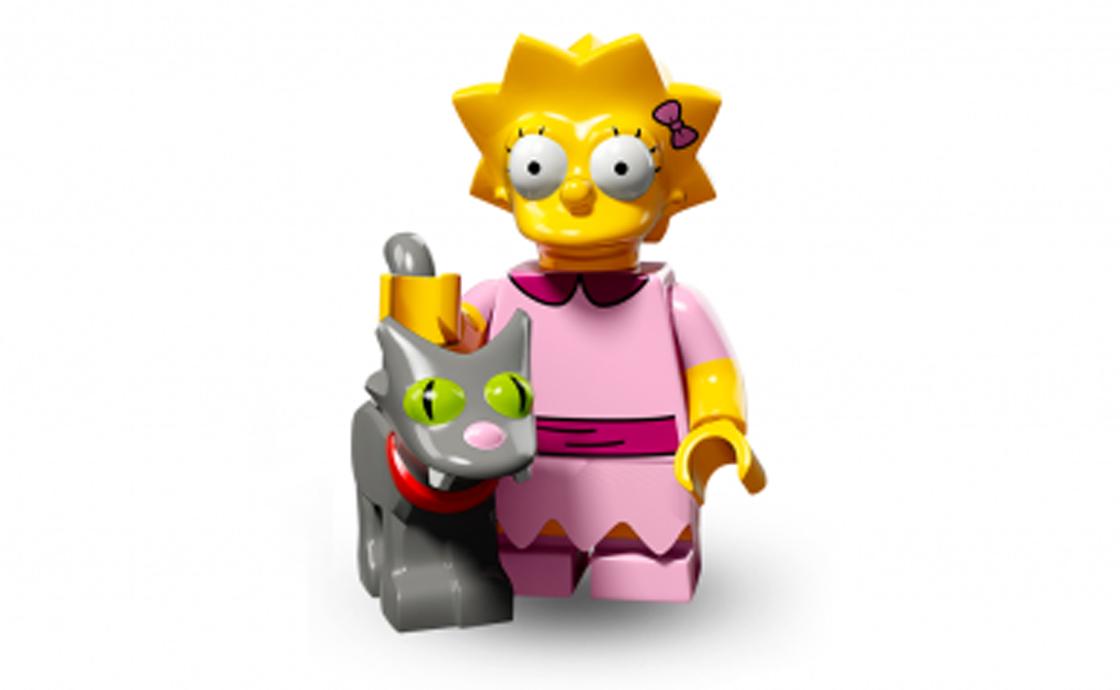 LEGO Minifigures Лиса и Снежок II (71009-3)