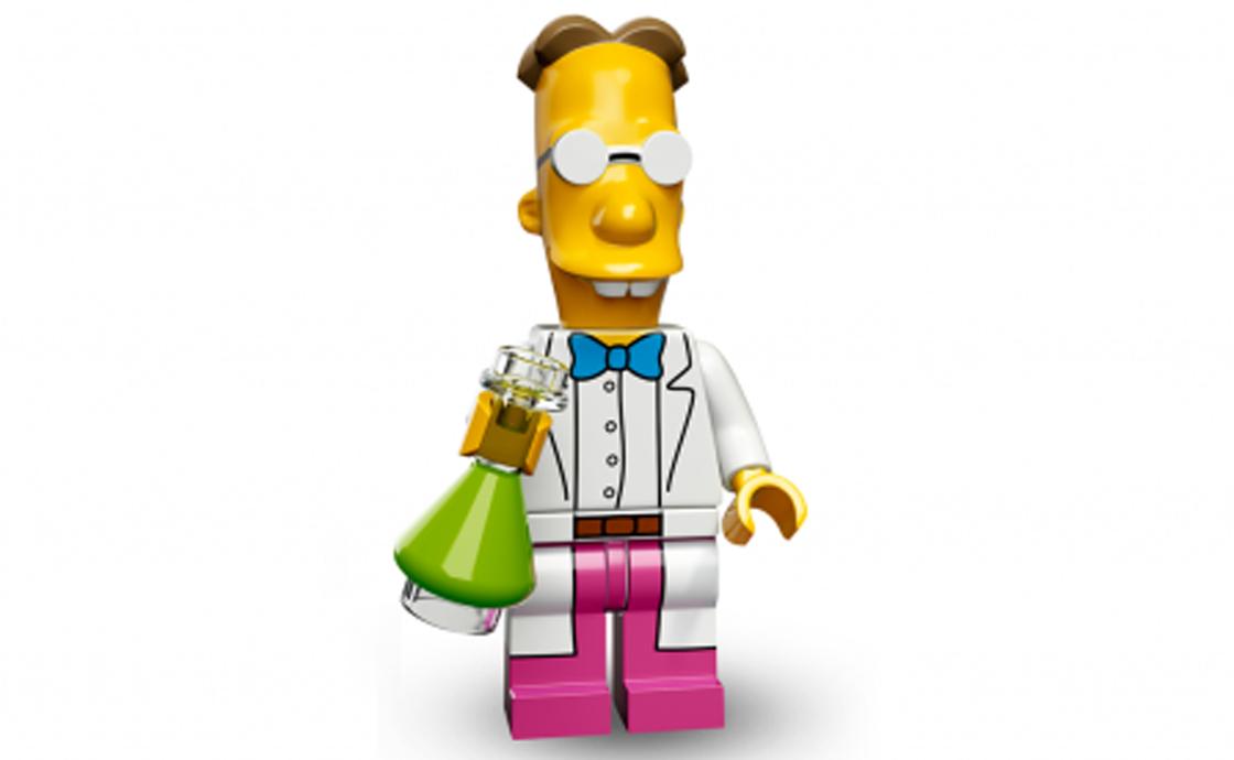 LEGO Minifigures Профессор Фринк (71009-9)
