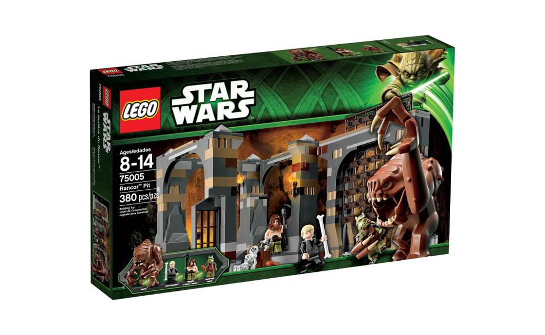 LEGO Star Wars Логово Ранкора (75005)