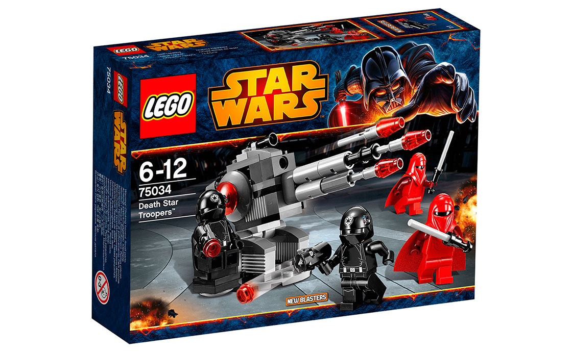 LEGO Star Wars Death Star Troopers (75034)