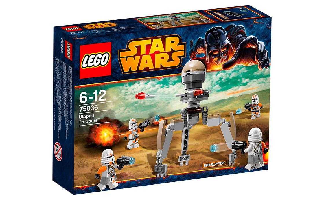 LEGO Star Wars Utapau Troopers (75036)