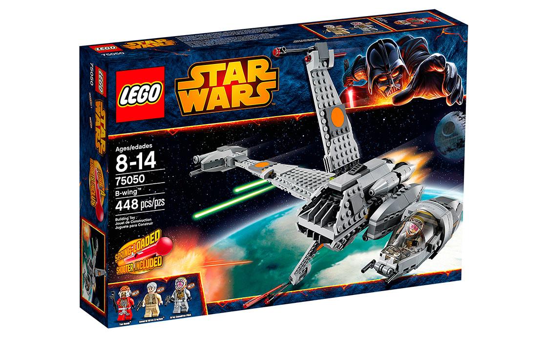 LEGO Star Wars Винищувач B-wing (75050)