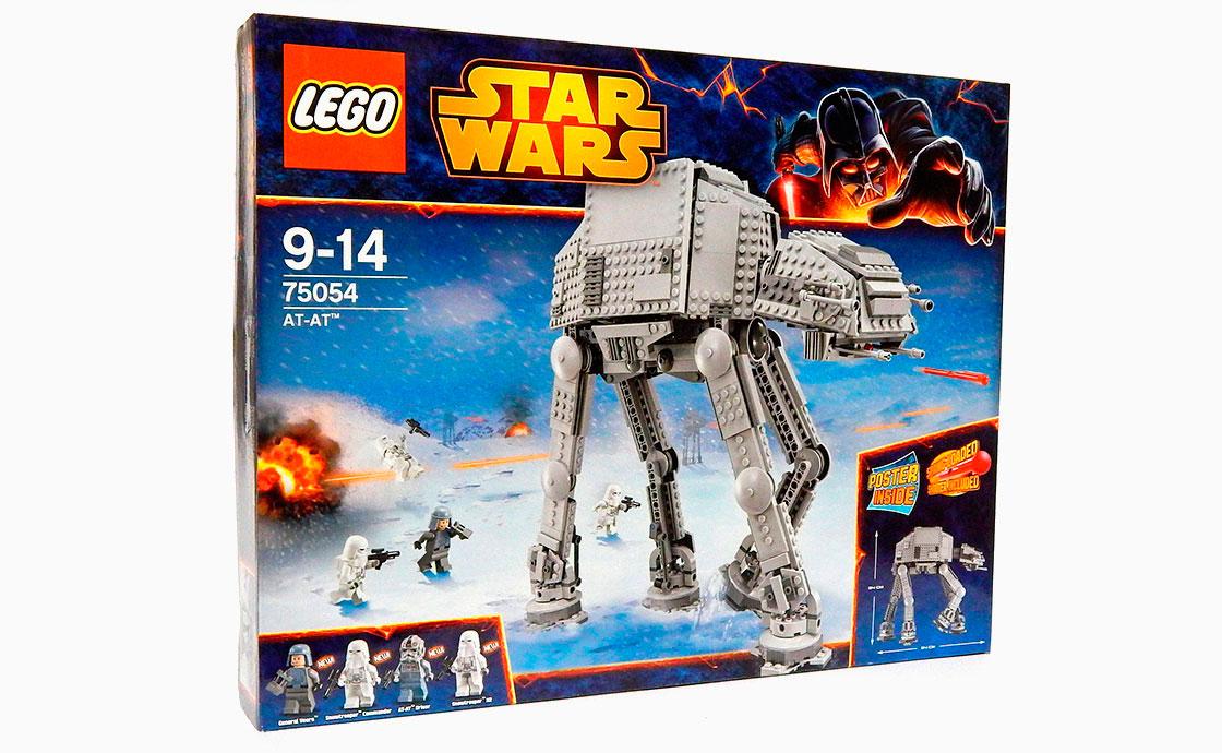 LEGO Star Wars Шагоход AT-AT (75054)