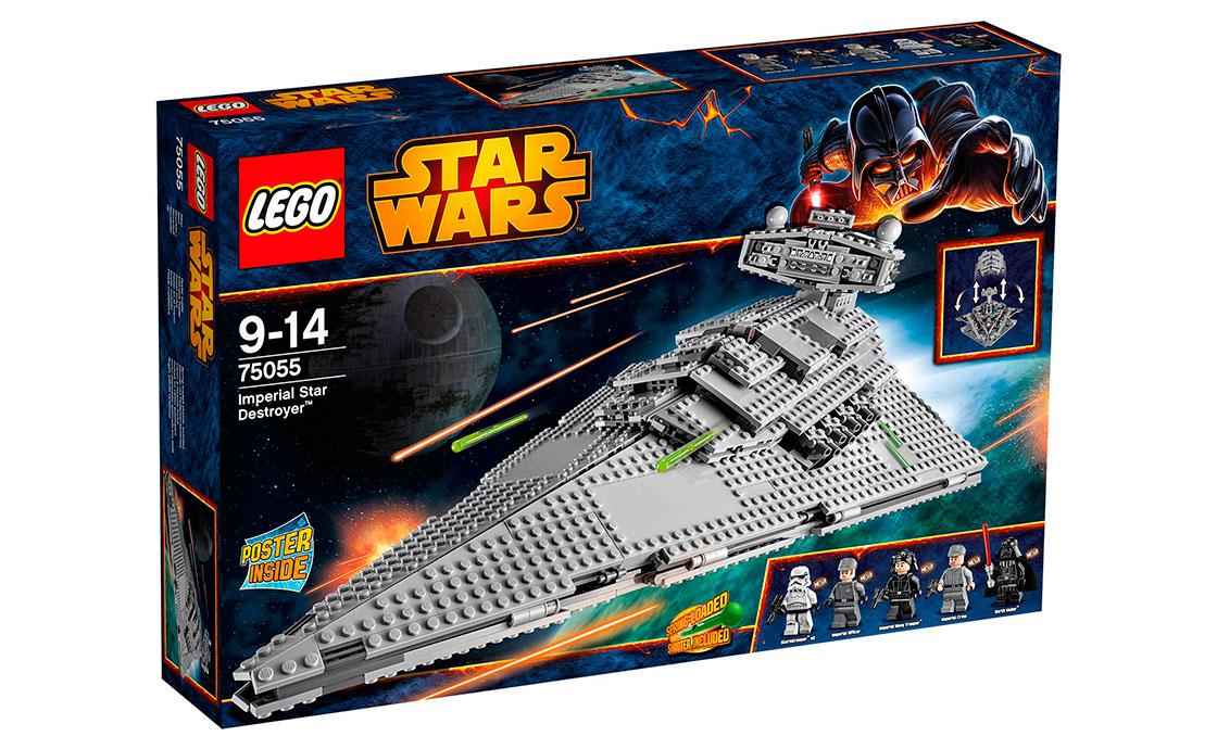 LEGO Star Wars Звёздный разрушитель (75055)