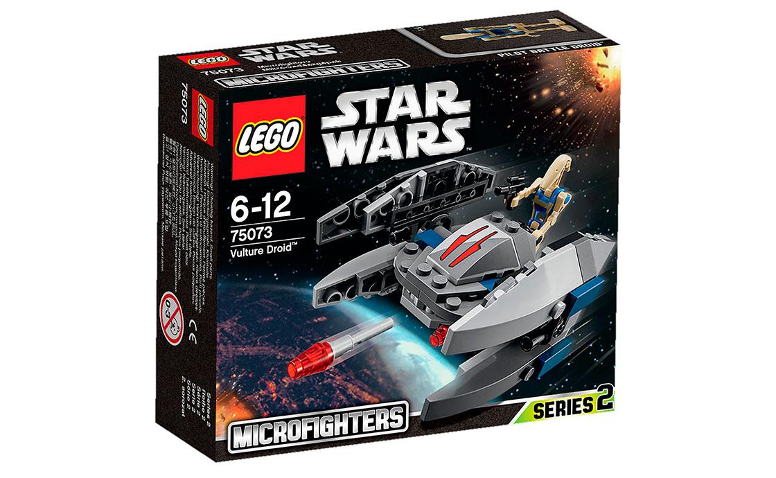 LEGO Star Wars Дроид-охотник (75073)