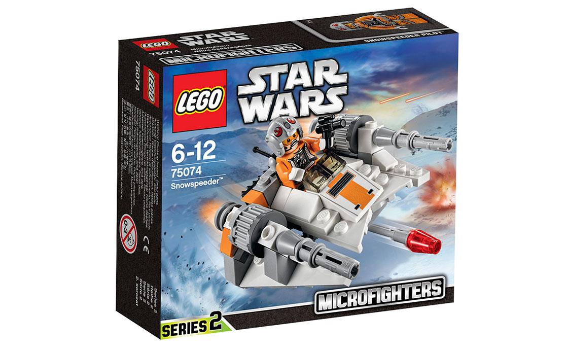 LEGO Star Wars Сноуспидер (75074)