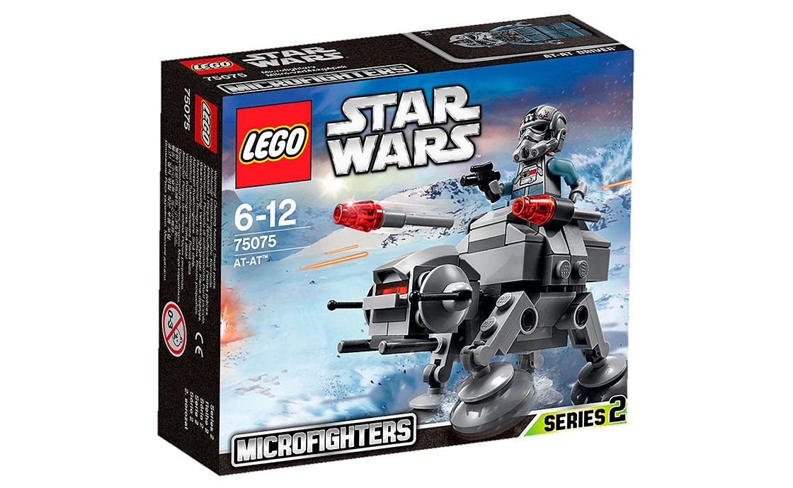 LEGO Star Wars Шагоход AT-AT (75075)