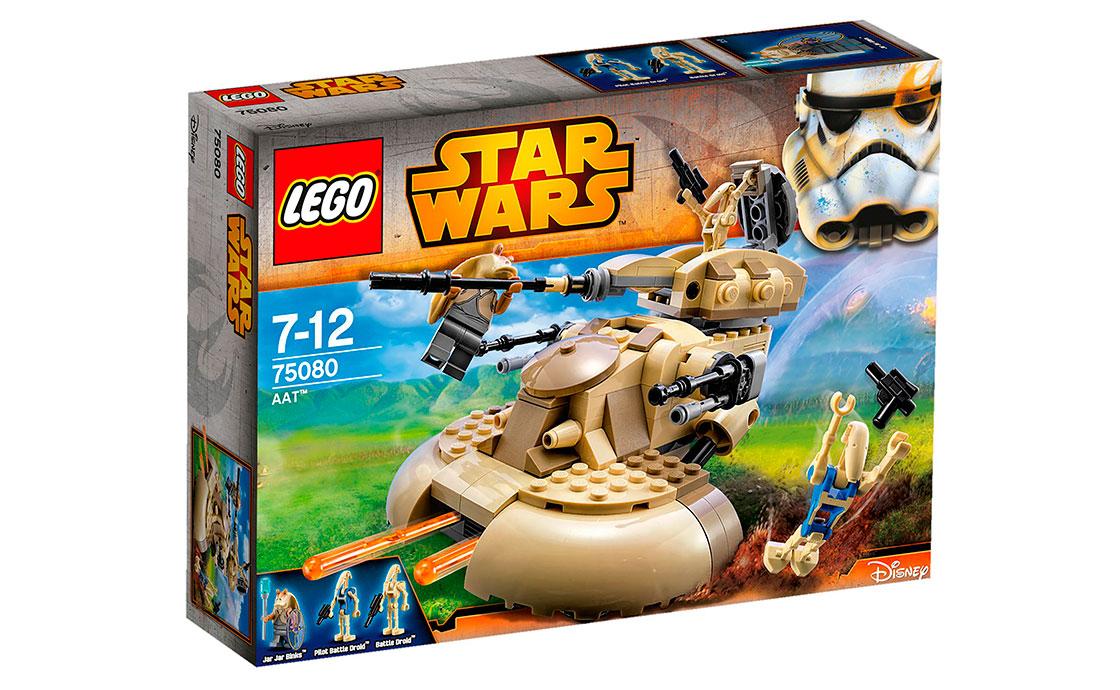 LEGO Star Wars AAT (75080)