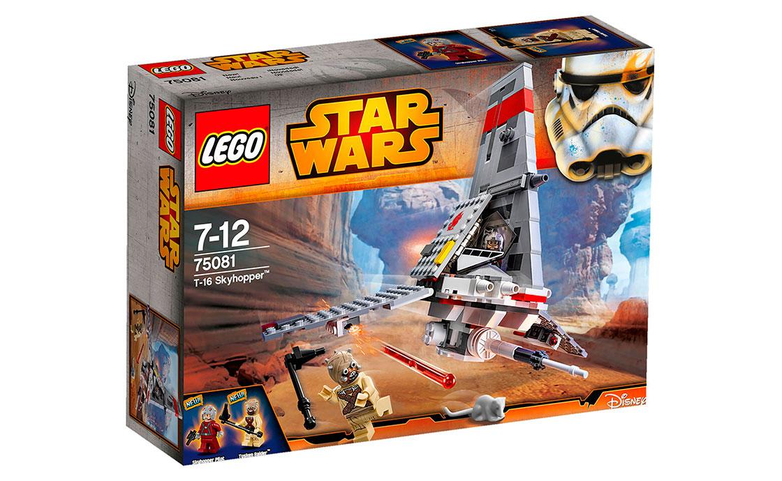 LEGO Star Wars Скайхоппер T-16 (75081)