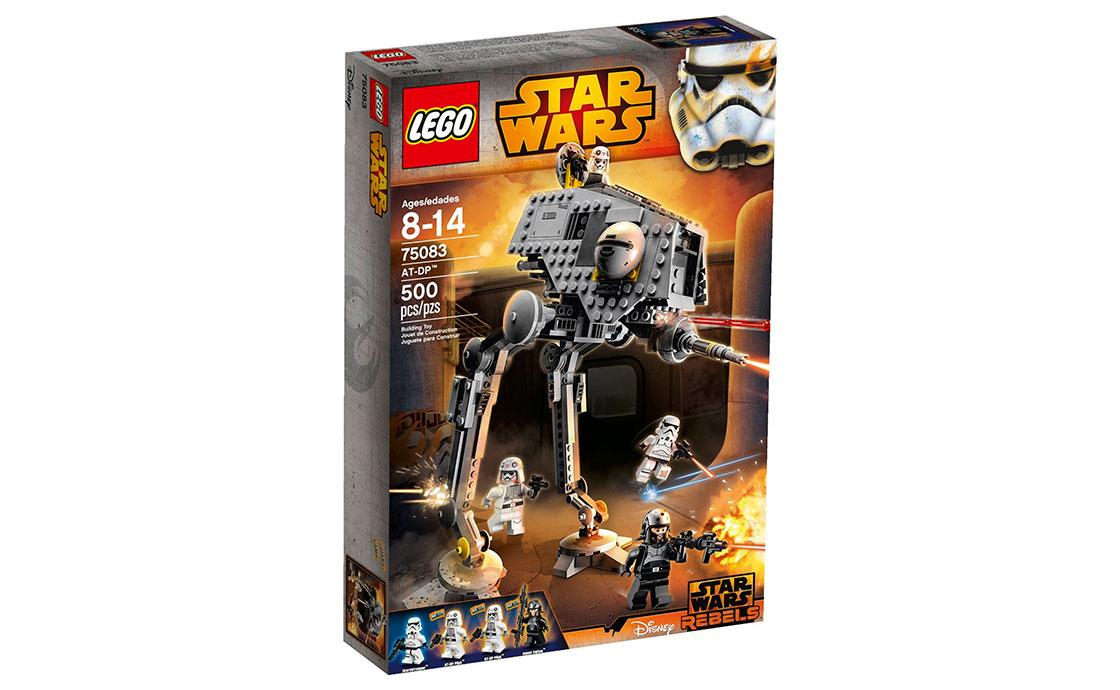 LEGO Star Wars Шагоход AT-DP (75083)