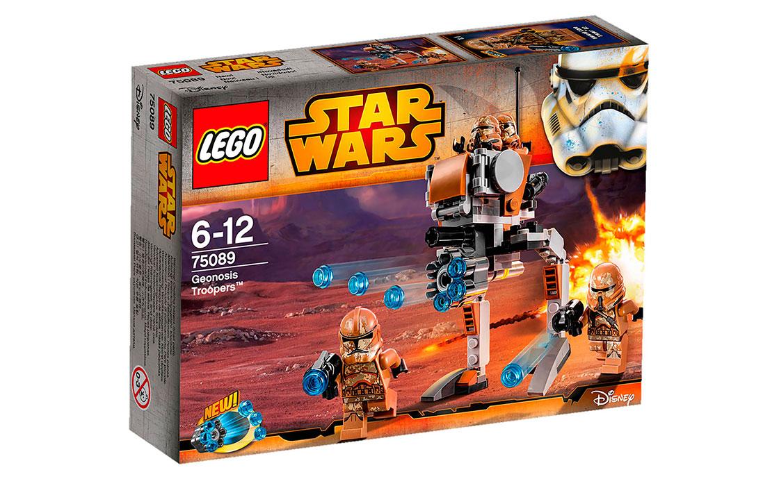 LEGO Star Wars Джеонозіанські воїни (75089)