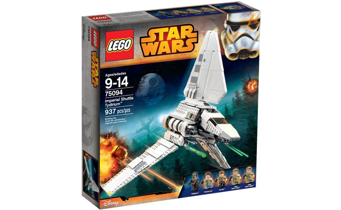 LEGO Star Wars Имперский Шаттл Тайдириум (75094)