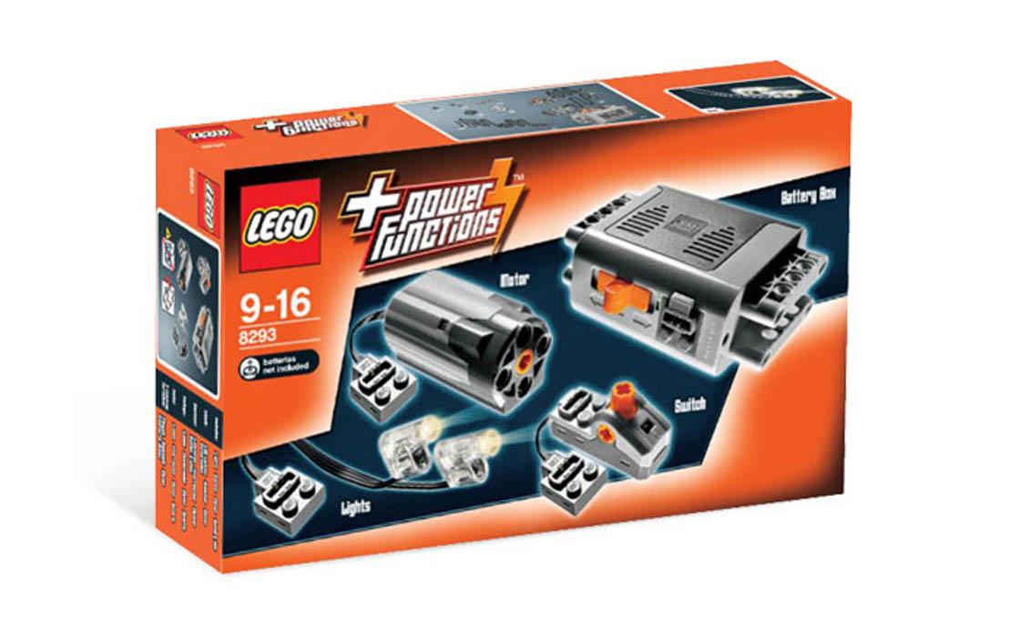 LEGO Technic Набір з мотором Power Functions (8293)