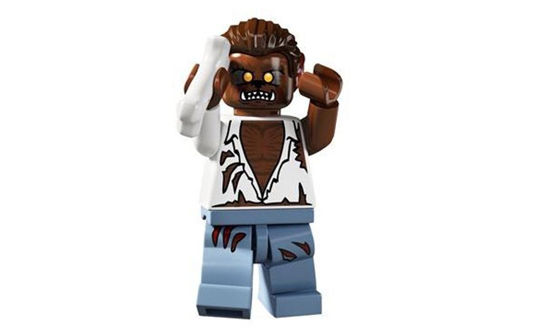 LEGO Minifigures Оборотень (8804-12)