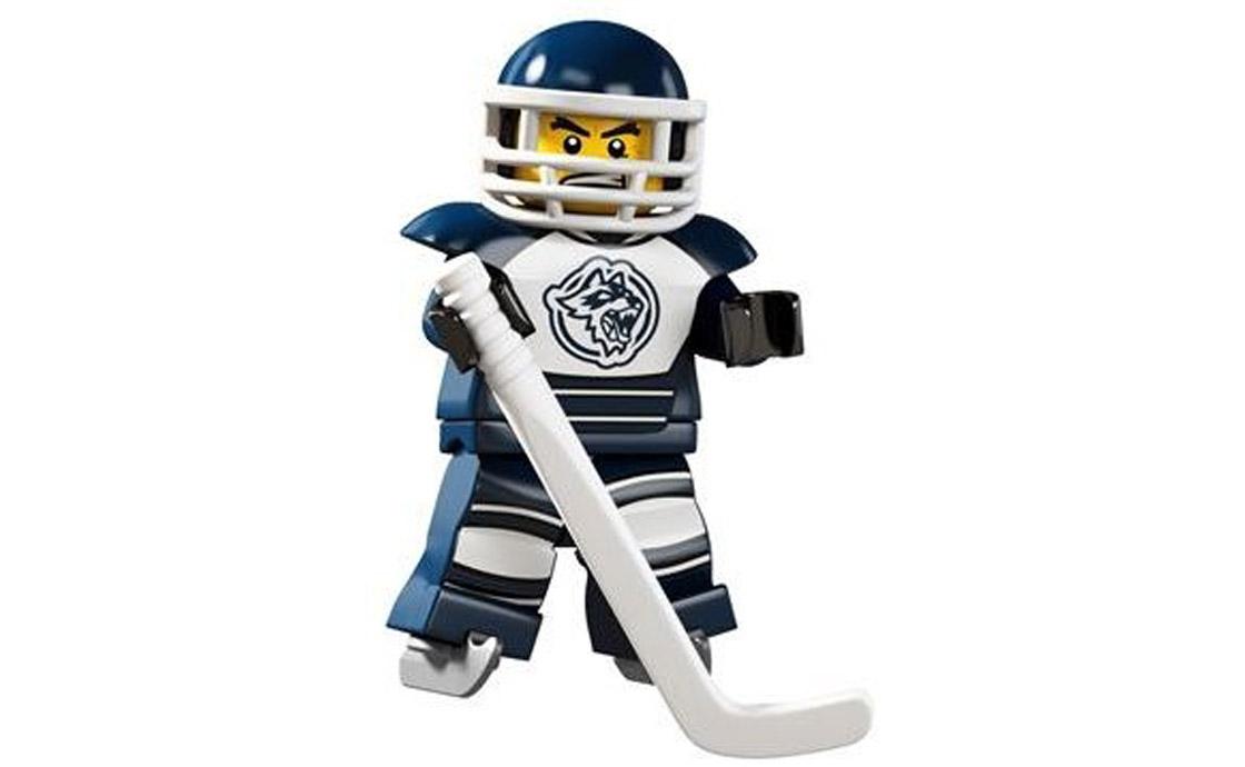 LEGO Minifigures Хоккеист (8804-8)