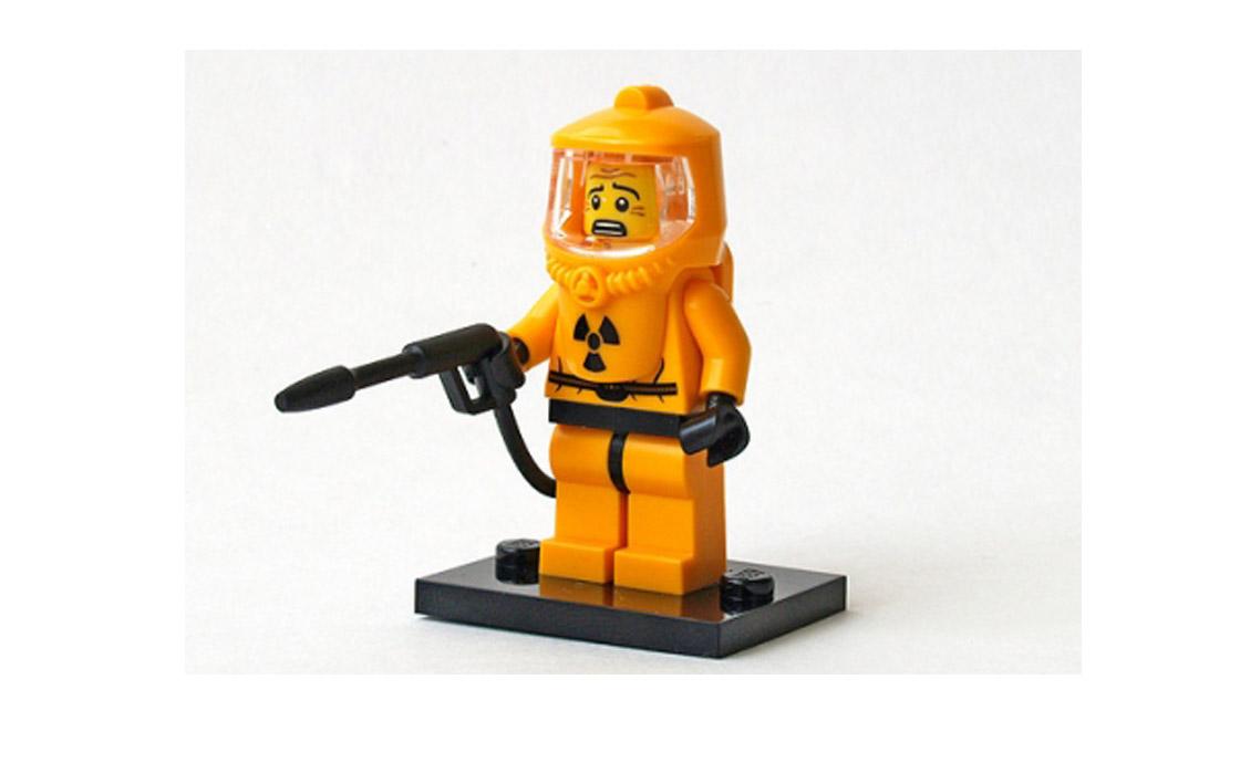 LEGO Minifigures Ликвидатор (8804-13)