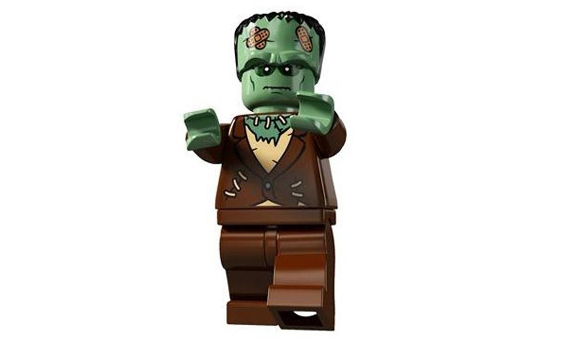 LEGO Minifigures Зомби (8804-7)