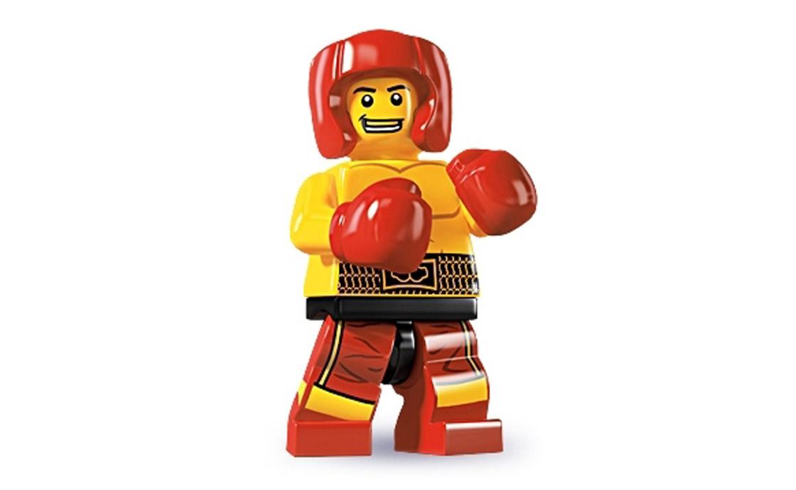 LEGO Minifigures Боксер (8805-13)
