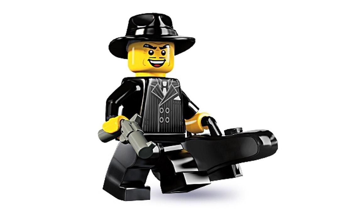 LEGO Minifigures Гангстер (8805-15)