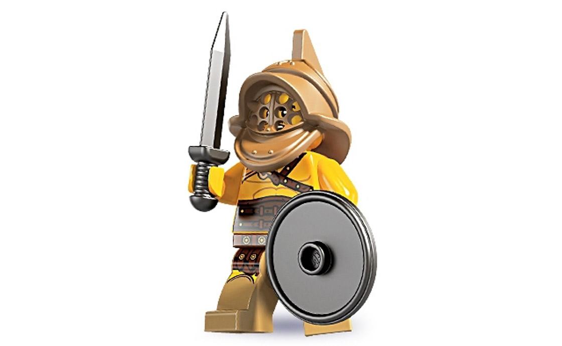 LEGO Minifigures Гладиатор (8805-2)