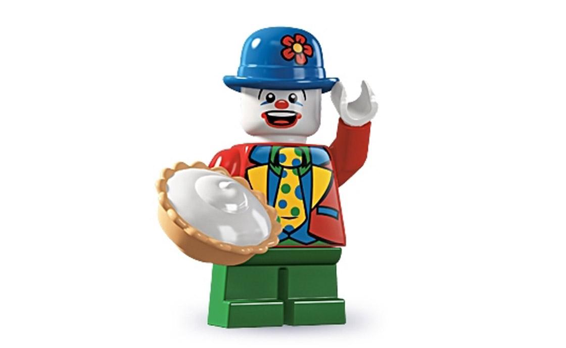 LEGO Minifigures Маленький клоун (8805-9)