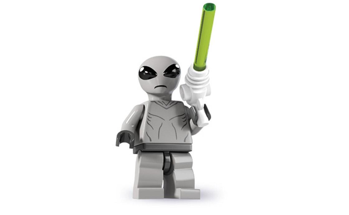 LEGO Minifigures Инопланетянин (8827-1)