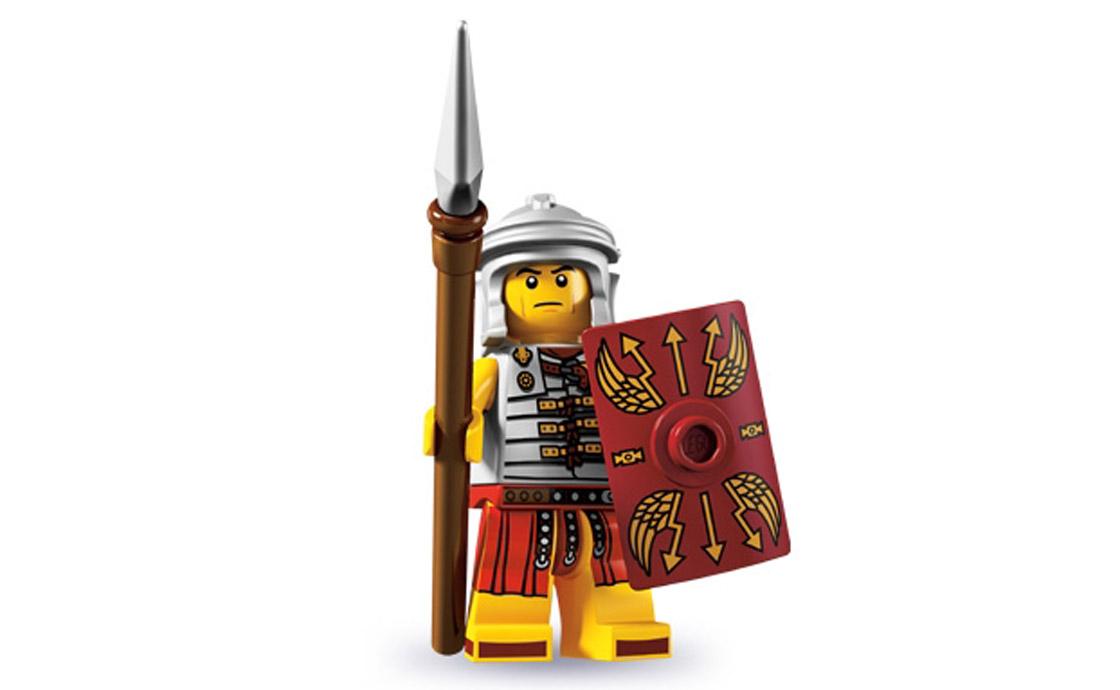LEGO Minifigures Римский солдат (8827-10)