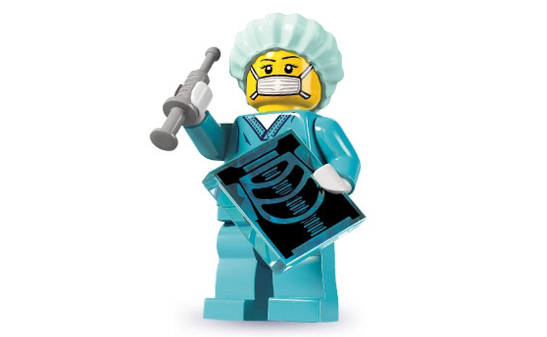 LEGO Minifigures Хирург (8827-11)