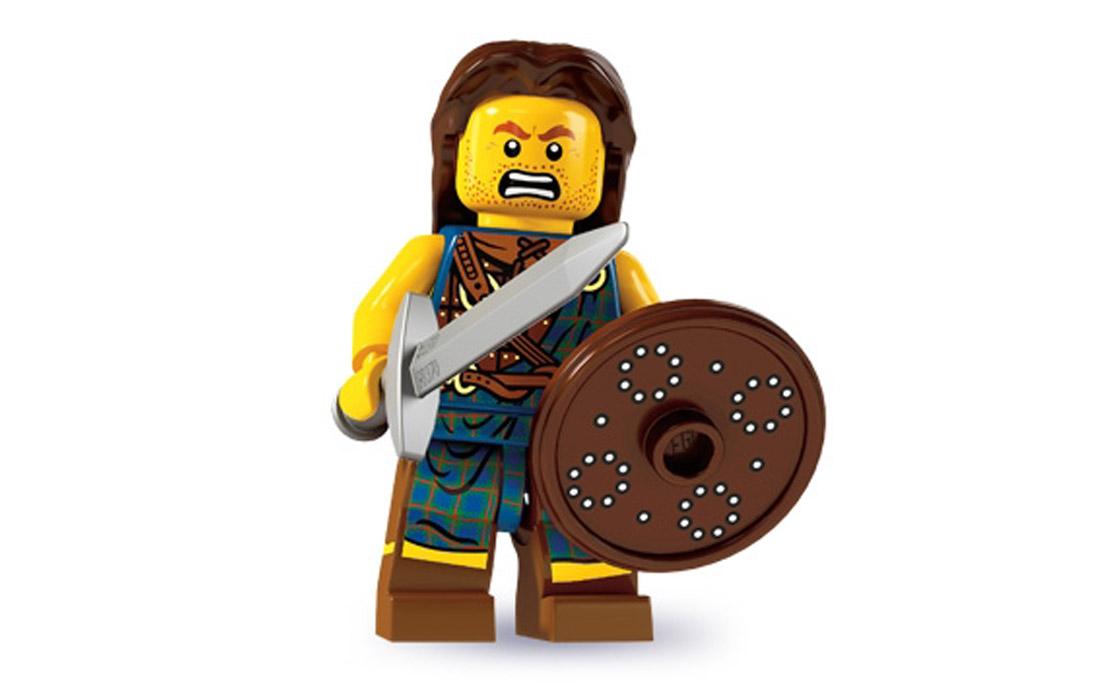 LEGO Minifigures Варвар (8827-2)