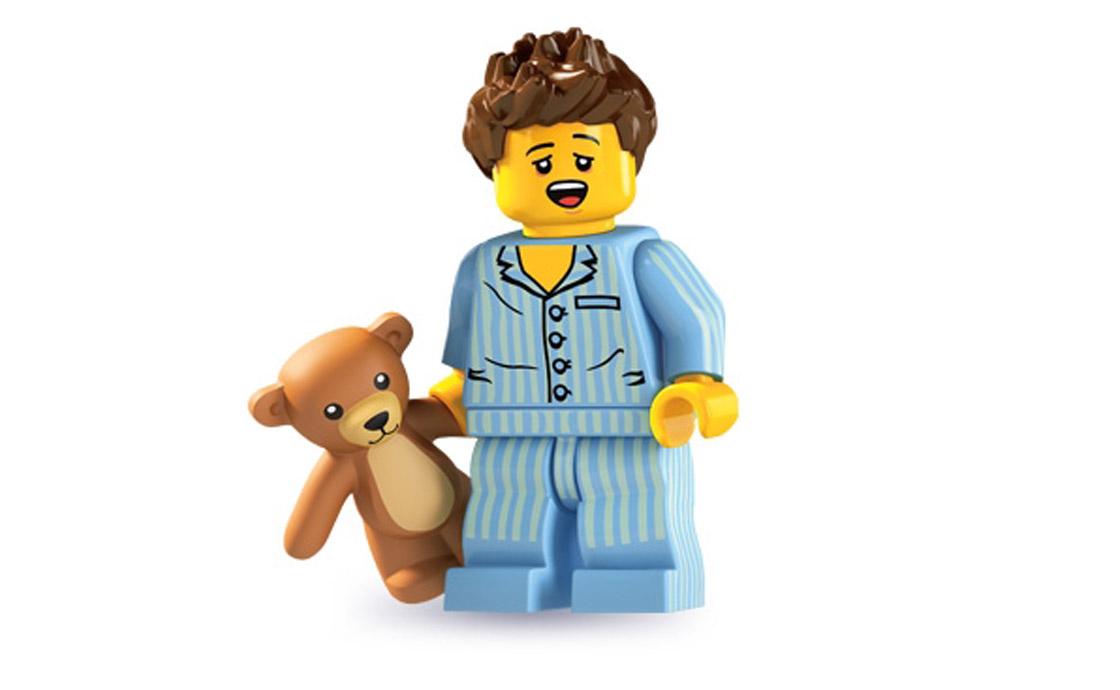 LEGO Minifigures Сплюха (8827-3)